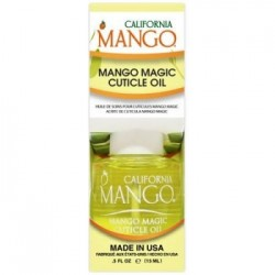 """Масло д/кутикулы Калифорния Манго """"магическое"""" 3.7 мл"""