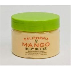 Масло для всего тела Сalifornia Mango body butter 120.5 грамм
