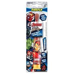 Зубная щетка FIREFLY AVENGERS TURBO MAX электрическая