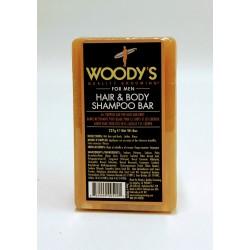 Мыло-шампунь для волос и тела Вудис парфюмированное 227 грамм