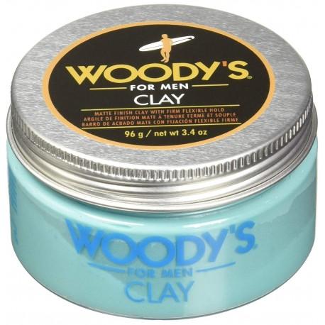 Помадка-клей матовая для укладки волос Вудис 96 грамм
