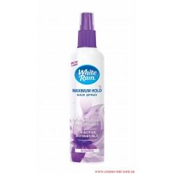 Спрей-лак для волос White Rain Maximum Hold максимальной фиксации
