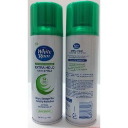 Спрей лак для волос White Rain Extra Hold Unscented без запаха 207 мл