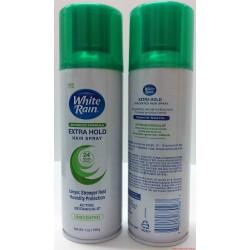 Спрей-лак для волос White Rain Styling Extra Hold Unscented экстра фиксации без запаха