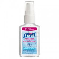 Дезинфектор для рук Пурел с этиловым спиртом 59 мл № 9606-24