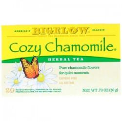 Чай Bigelow ромашковый 30 грамм 20 пакетиков
