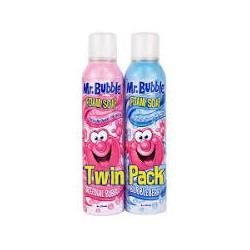 Мыло пена в аэрозольной упаковке Mr. Bublle 240 мл