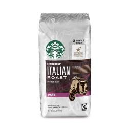 Кофе в зернах Starbucks Italian Roast 340 гр