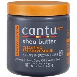 Очищающий скраб для бритья Cantu Cleansing Pre-Shave Scrub 227 мл