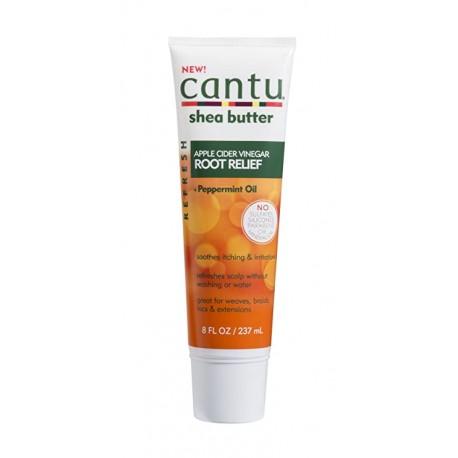 Успокаивающий гель для кожи головы Cantu Root Relief 237 мл