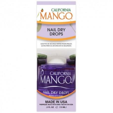 Средство для сушки лака Сalifornia Mango Nail Dry Drops 15 мл