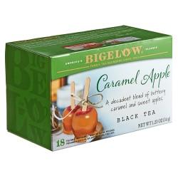 Черный чай яблоко с карамелью Bigelow Black Tea Caramel Apple 34 гр