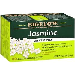 Зеленый чай с жасмином Bigelow Green Tea Jasmine 25 гр