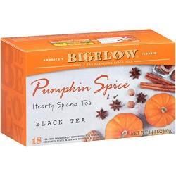 Черный чай Bigelow Pumpkin Spice 40 гр