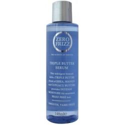 Сыворотка для волос с тройным маслом Zero Frizz Triple Butter Serum 148 мл