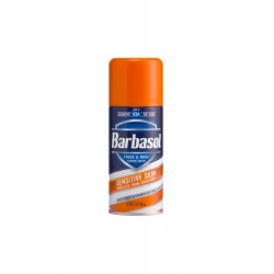 Пена для бритья Barbasol Sensitive Skin для чувствительной кожи 198 грамм