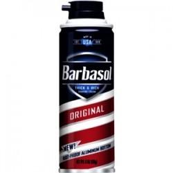 Пена для бритья Barbasol Original оригинал 170 мл.