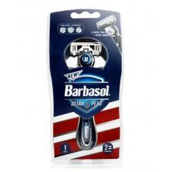 Бритвенный станок Barbasol Ultra 6 Plus Ultra ультра шесть лезвий.