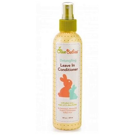 Кондиционер для детских волос несмываемый Olive Babies  237 мл
