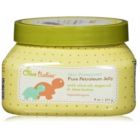 Гель детский для кожи Olive Babies PETROLEUM JELLY 277 грамм