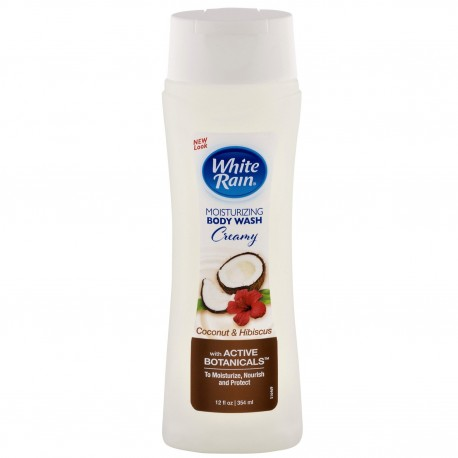 Гель для тела White Rain Body Wash Кокос и гибискус 354 мл
