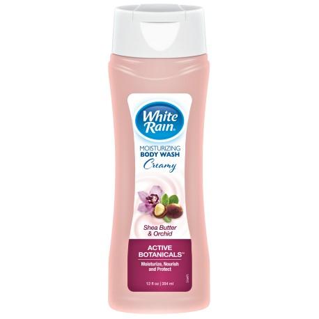 Гель для тела White Rain Body Wash масло ши и орхидея 532 мл
