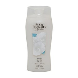 Гель для душа Body Fantasies Signature Fresh White мускус 354 мл