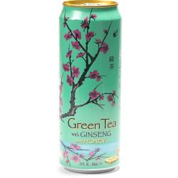 Чай зеленый Аризона с имбирем и медом 680 мл
