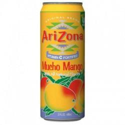 Чай Arizona Mucho Mango сочный манго 680 мл