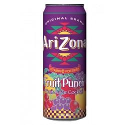 Чай Arizona Tea Fruit Punch фруктовый пунш 680 мл