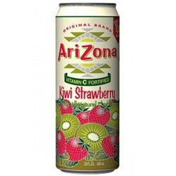 Чай Arizona Tea Kiwi strawberry киви и клубника 680 мл