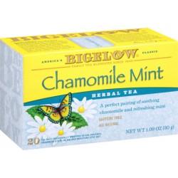 Чай Bigelow Tea Chamomile Mint ромашка-мята 30 грамм 20 пакетиков