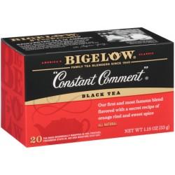 Чай Bigelow Tea Bigelow Constant Comment черный 33 грамм 20 пакетиков