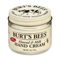 Крем для  рук Burt's Bees FOOT с миндальным маслом и молоком 57 грамм