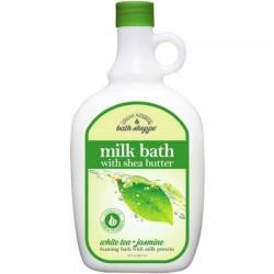 Пена для ванной VILLAGE NATURAL молоко, белый чай, жасмин 825 мл