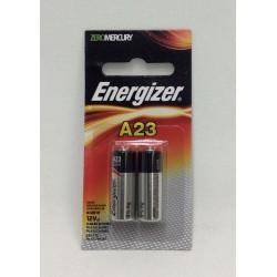 Батарейки для автосигнализации Energizer A23 Bp-2 2шт