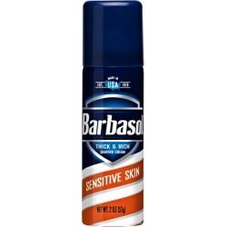 Пена для бритья Barbasol Original оригинал 57мл.