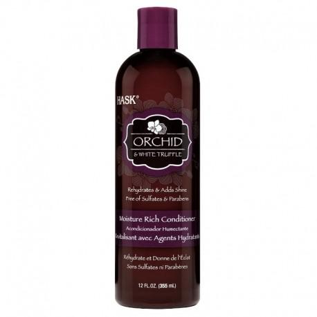 Кондиционер Hask Orchid&Truffle ультра-увлажнение с экстрактом орхидеи и маслом белого трюфеля 355 мл