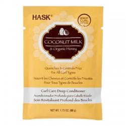 Маска Hask Cocont Mlk&hоnеy Curl для вьющихся волос 50 мл пакет
