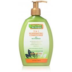 Кондиционер ORGANIC Hair Energizer 5 in1 против выпадения волос 385 мл