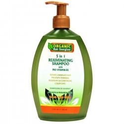 Шампунь Organic Hair Energizer  5 в 1 Rejuvenating  от выпадения волос 385 мл
