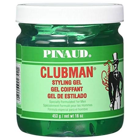 Гель для укладки волос Clubman JAR банка 453 грамм