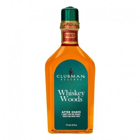 Лосьон после бритья Clubman Whiskey Wood виски 177 мл