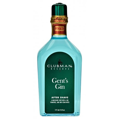 Лосьон после бритья Clubman Gents Gin джин 177 мл