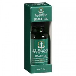 Масло для бороды и кожи лица Clubman Beard Oil 30 мл