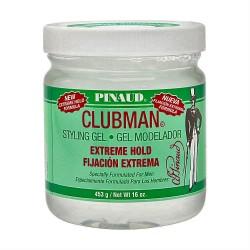 Помадка для укладки волос экстра фиксации Clubman Extreme Hold Styling Gel 118 грамм