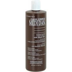 Шампунь от перхоти интенсивный Clubman Medi Dan Extra Strength Dandruff Treatment 473 мл