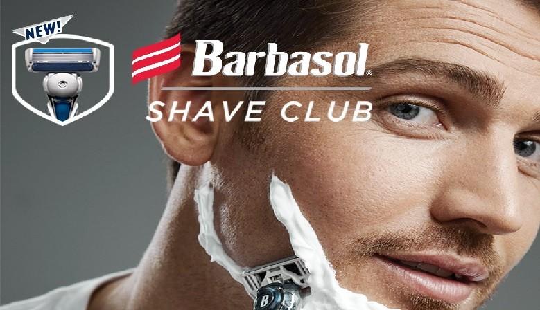 Пены для бритья Barbasol