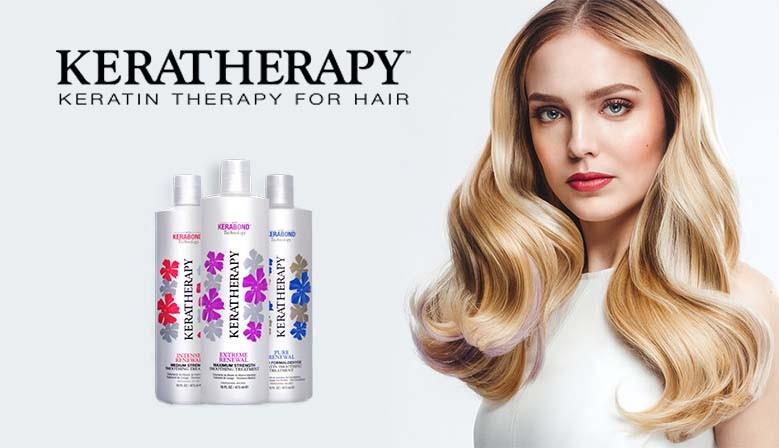 Серия для восстановления волос. KERATHERAPY